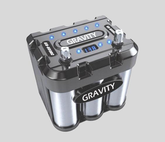 后置隔振型电动汽车电池包安装结构